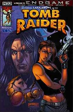 Tomb Raider: The Series 24-A by Top Cow