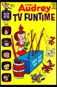 Little Audrey TV Funtime 17-A
