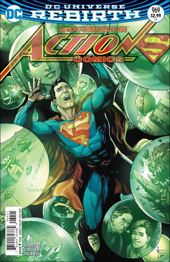 Action Comics (1938) 969-B by DC