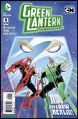 Green Lantern: The Animated Series 9-A