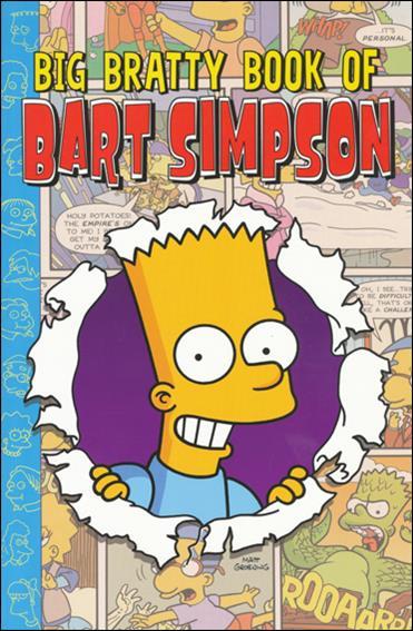 Big Bratty Book of Bart Simpson nn-A by Bongo