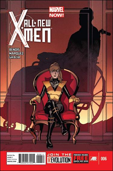 All-New X-Men 6-A by Marvel