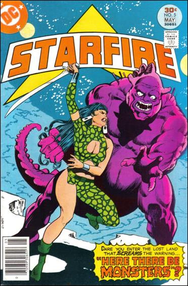 Starfire (1976) 5-A by DC