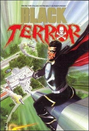 Black Terror (2008) 2-E by Dynamite Entertainment