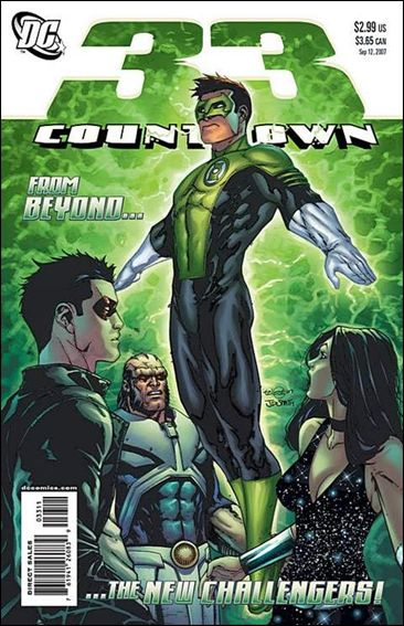 Countdown (2007) 33-A by DC