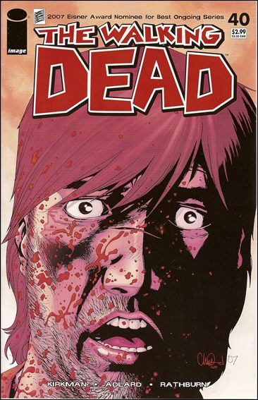 Walking Dead (2003) 40-A by Skybound Entertainment