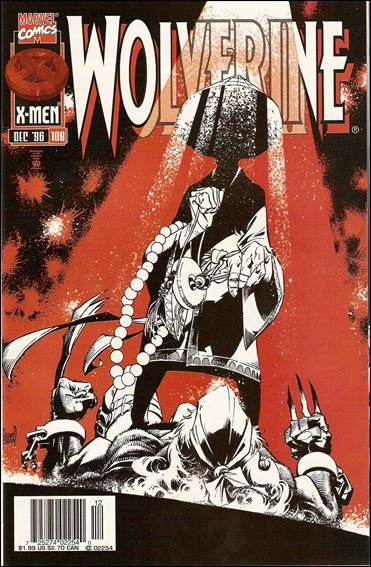 Wolverine (1988)  108-B by Marvel