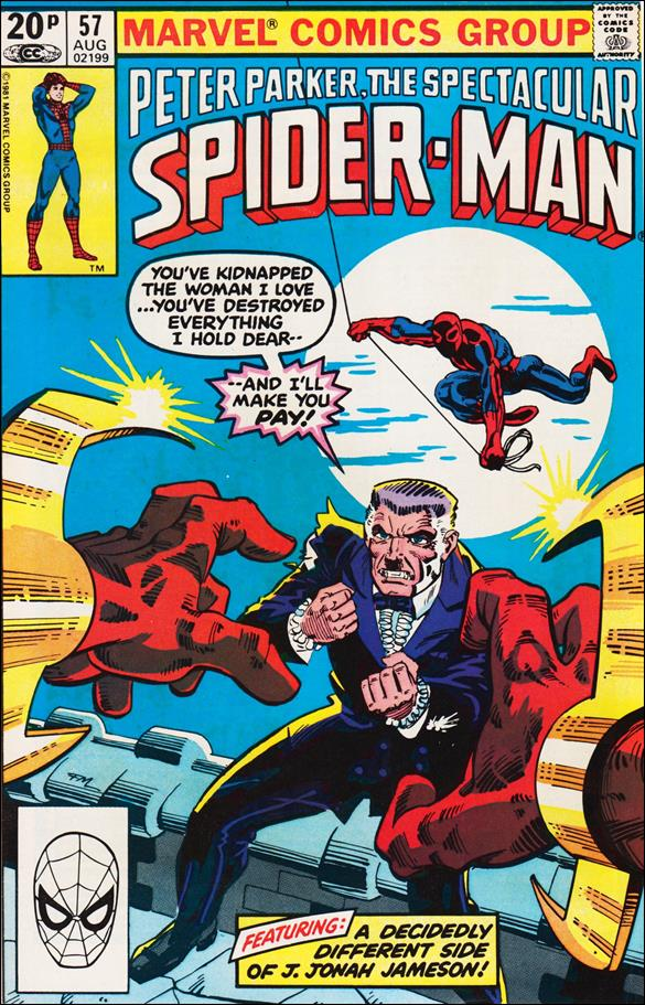 Spectacular Spider-Man (1976) 57-B by Marvel