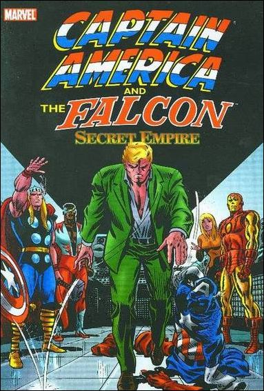 Captain America & The Falcon: Secret Empire nn-A by Marvel