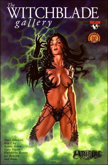 Witchblade Gallery 1-B by Top Cow