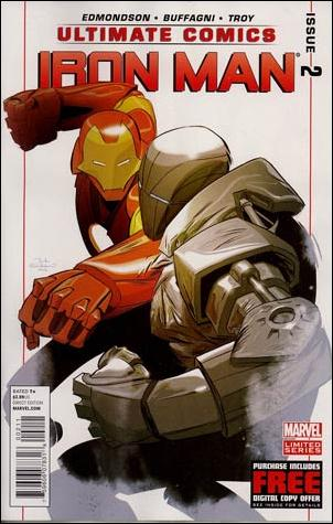 Ultimate Comics Iron Man 2-A by Marvel
