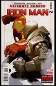 Ultimate Comics Iron Man 2-A