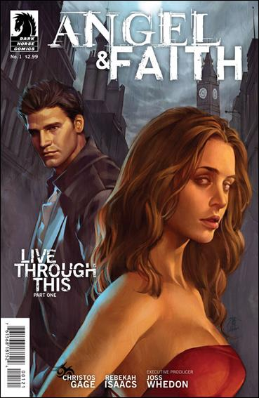 Angel & Faith 1-B by Dark Horse