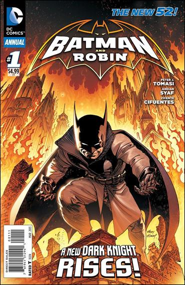 Batman and Robin Annual 1-A by DC