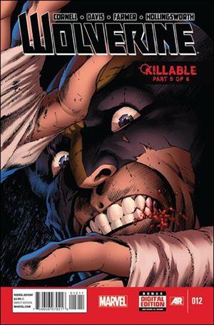 Wolverine (2013) 12-A