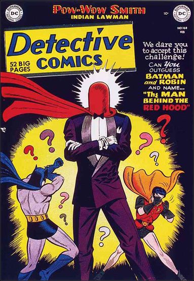 Detective Comics (1937) 168-A by DC