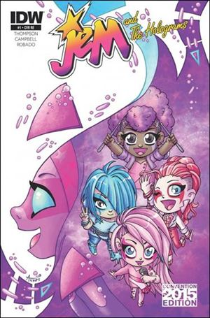 Jem & the Holograms 1-J