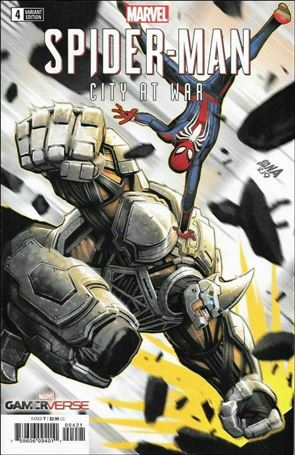 Spider-Man: City at War 4-C