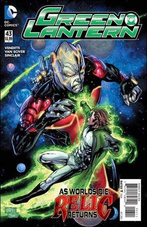Green Lantern (2011) 43-A