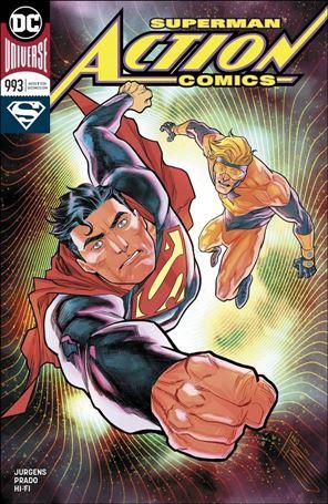 Action Comics (1938) 993-B