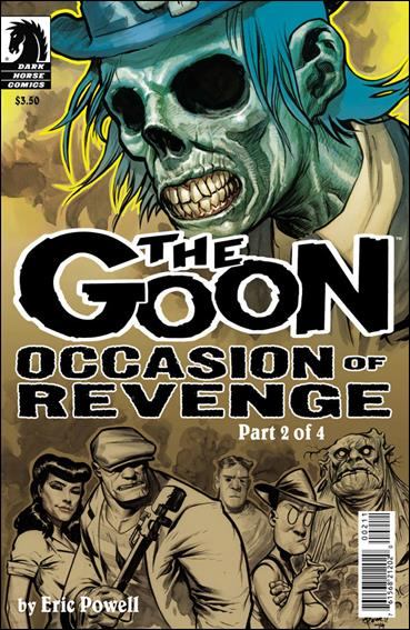 Goon: Occasion of Revenge 2-A by Dark Horse