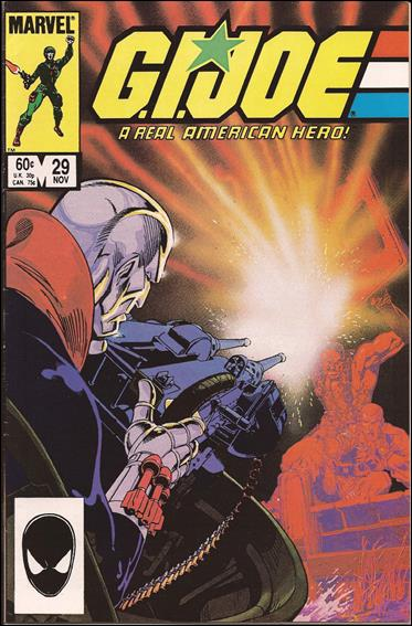 G.I. Joe: A Real American Hero 29-B by IDW