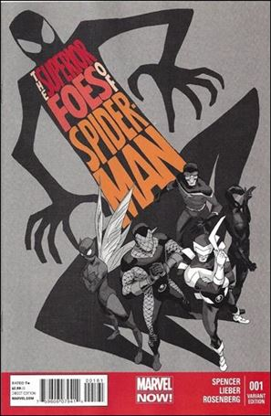 Superior Foes of Spider-Man 1-F
