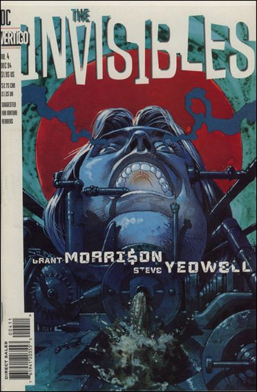 Invisibles (1994) 4-A by Vertigo