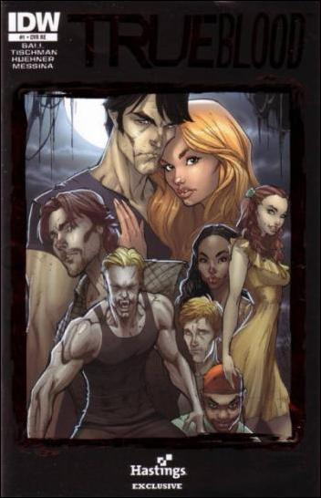 True Blood (2010) 1-I by IDW