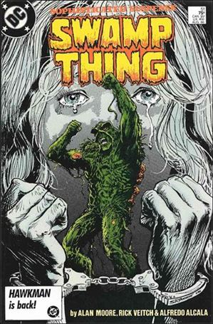Swamp Thing (1986) 51-A