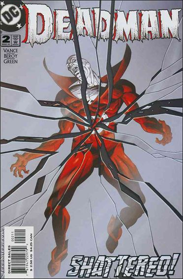 Deadman (2002) 2-A by DC