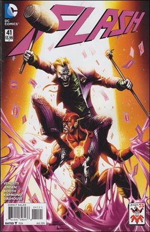Flash (2011) 41-B