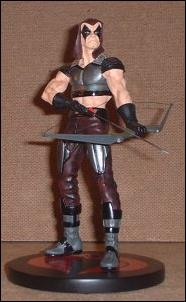 G.I. Joe Mini Statues Zartan 1/1200 by Palisades Toys