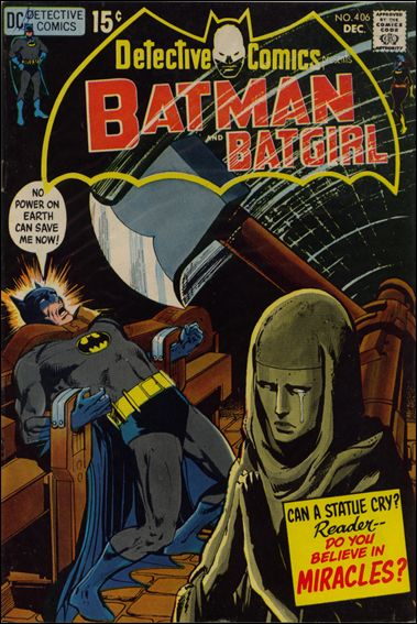 Detective Comics (1937) 406-A by DC