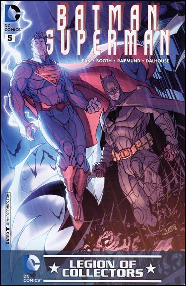 Batman/Superman (2013) 5-F by DC