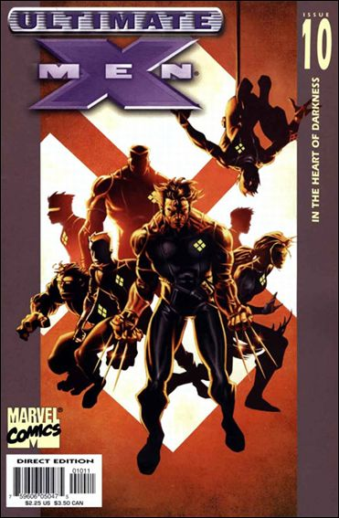 Ultimate X-Men (2000) 10-A by Marvel