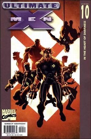 Ultimate X-Men (2000) 10-A