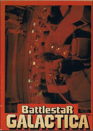 Battlestar Galactica Wonderbread Set (Promo) 8-A by Universal Studios
