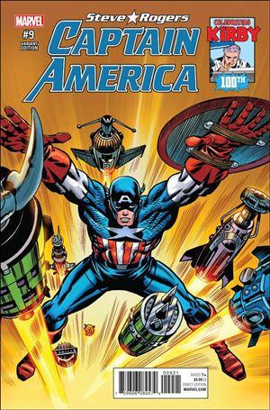 Captain America: Steve Rogers 9-B
