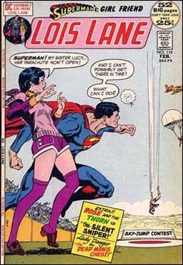 Superman's Girl Friend Lois Lane 119-A by DC