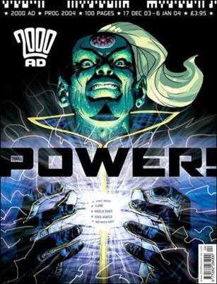 2000 A.D. Prog 2004-A