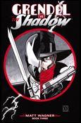 Grendel vs The Shadow 3-B