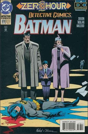 Detective Comics (1937) 678-A by DC