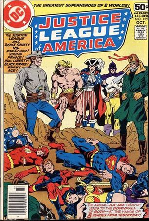 Justice League of America (1960) 159-A