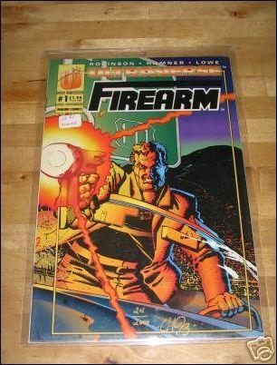 Firearm 1-C by Malibu