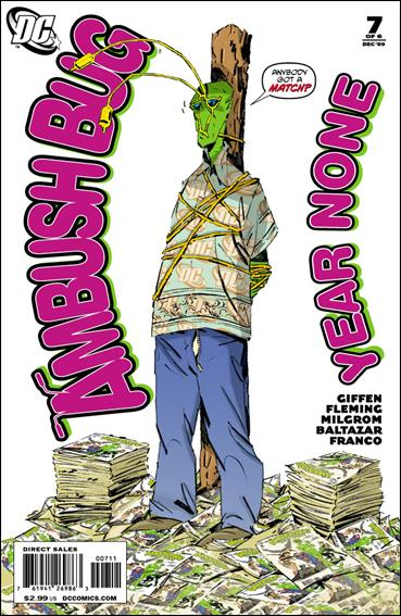 Ambush Bug: Year None 7-A by DC