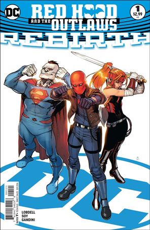 Red Hood and the Outlaws: Rebirth 1-B
