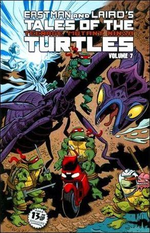 Tales of the Teenage Mutant Ninja Turtles (2012) 7-A