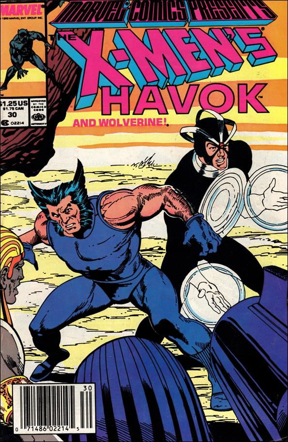 Marvel Comics Presents (1988) 30-A by Marvel
