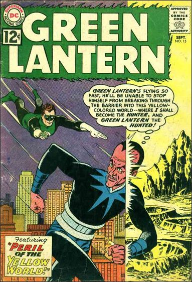 Green Lantern (1960) 15-A by DC